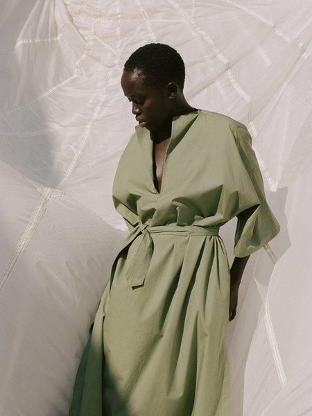 Shaina Mote avignon dress - seaglass