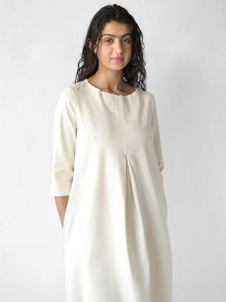 Erica Tanov rye dress - natural