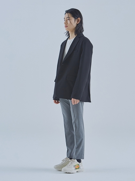 Mignonneuf Mnfs Essential Blazer Jacket - Black