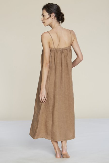 Filosofia Leah Dress - Wheat