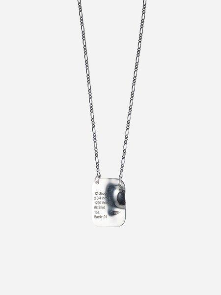 Jason Le Compte High Desert Necklace - Silver
