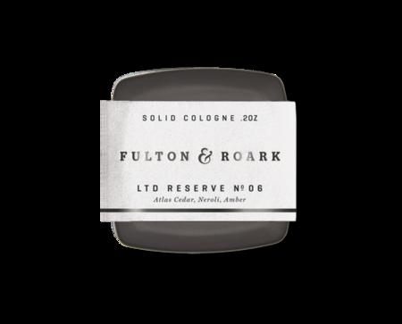 Fulton & Roark - Ltd Reserve #6: Perpectua Solid Cologne