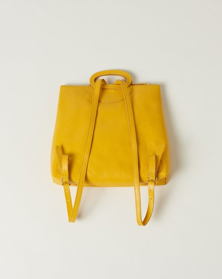 Clare V. Marcelle Backpack - Sunshine