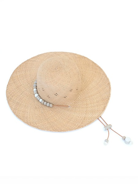 Jujumade drawstring sun hat