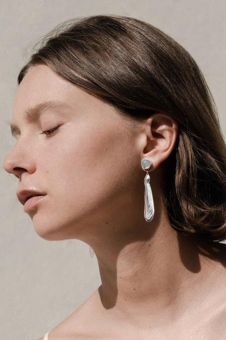 Leigh Miller Single Drop Earrings