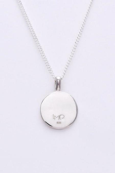 Leigh Miller Dusk Pendant - Sterling Silver