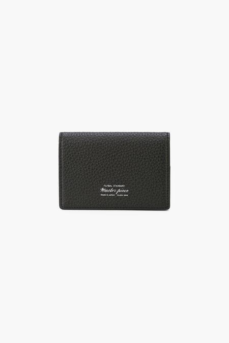 MASTER-PIECE Deater Card Case - Black