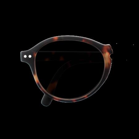 Izipizi Sunglasses #F - Tortoise