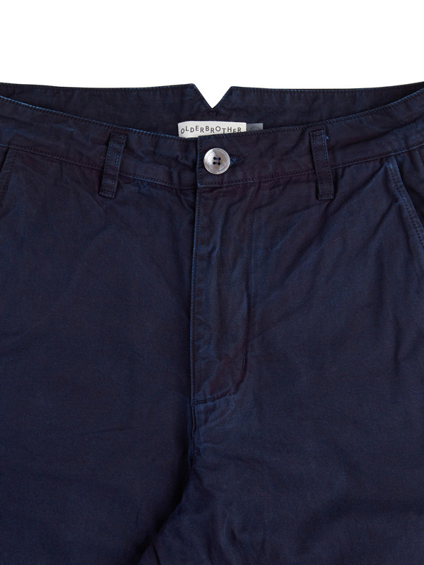 Olderbrother Forty-Five Trousers - Indigo