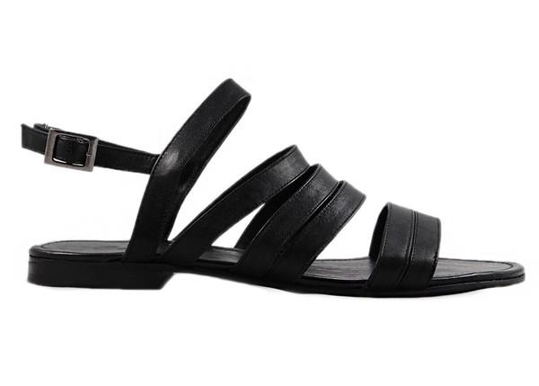 Cartel Footwear Sandal - Edzna Black