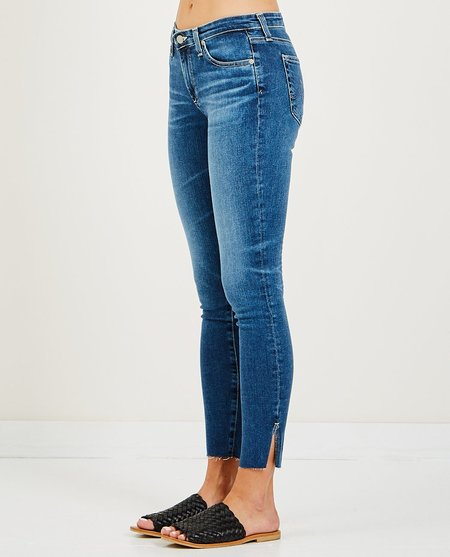 AG Jeans LEGGING ANKLE 12 YEARS FIELD - Medium