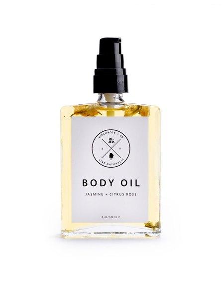 Birchrose + Co. Body Oil - Citrus Rose/Jasmine