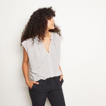 The ODELLS Tunic Top - Cement