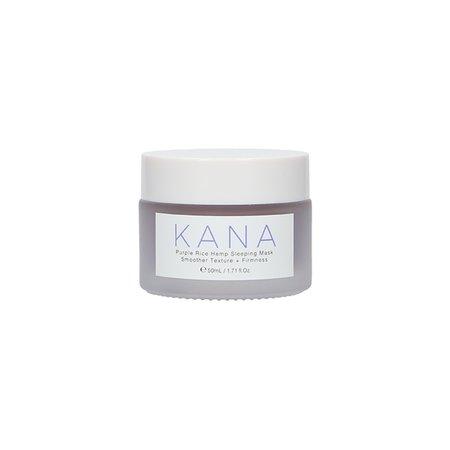 Kana Purple Rice Sleeping Mask