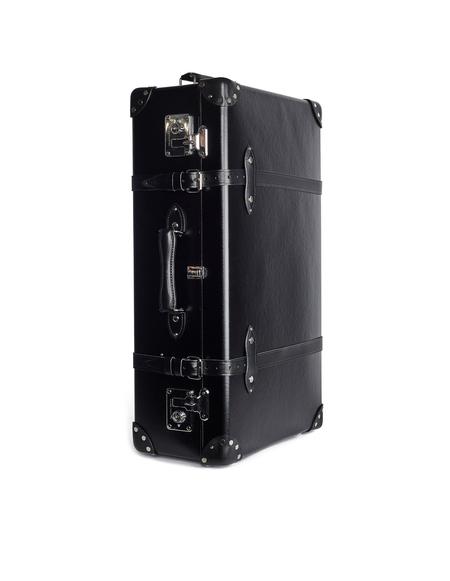 "Unisex Globe Trotter Centenary 30"" Trolley Case - Black"
