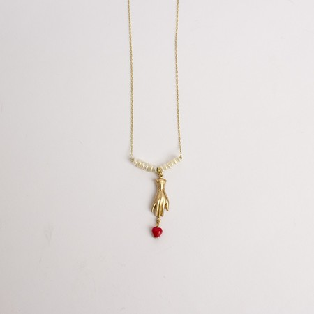 Coup de Foudre Collection Darcy Necklace
