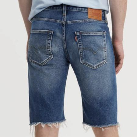 Levi's 501 Cutoffs - Medium Wash