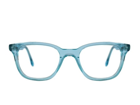 Cutler and Gross 0967 Eyewear - INK BLUE