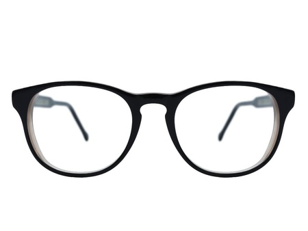 Cutler and Gross 1208 Eyewear - BLACK