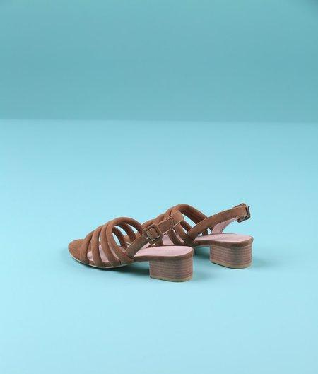 """INTENTIONALLY __________."" Helda Sandals"