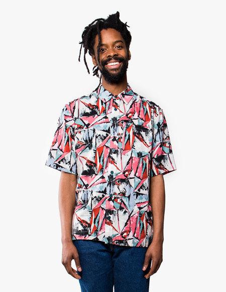 Han Kjøbenhavn Box Shirt - Multicolor