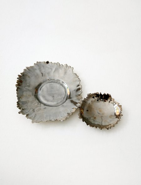 Nathalee Paolinelli Torn Mirror Bowls