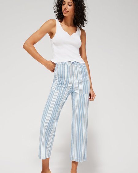 Lacausa Rowan Trousers - Light Blue