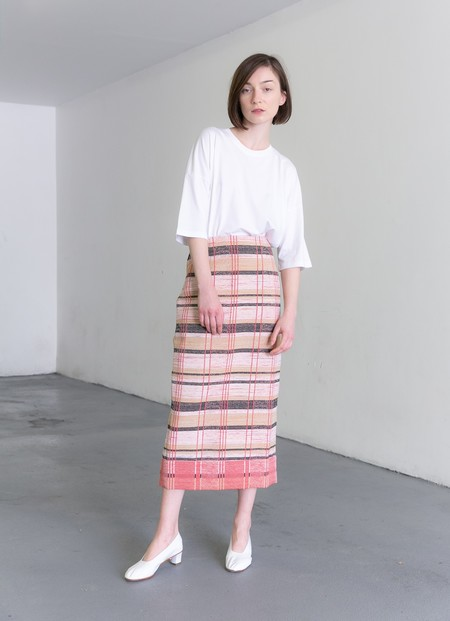 MR. LARKIN KRISTIN SKIRT - MULTI