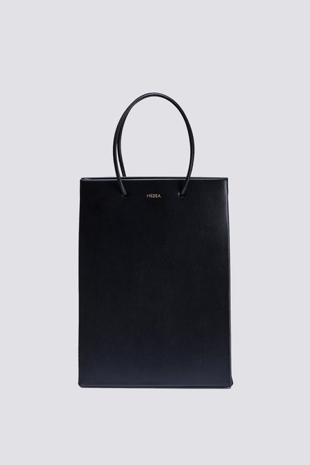 Medea Prima Tall Tote - Black