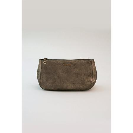Tracey Tanner Small Fatty Pouch - Moss Sparkle