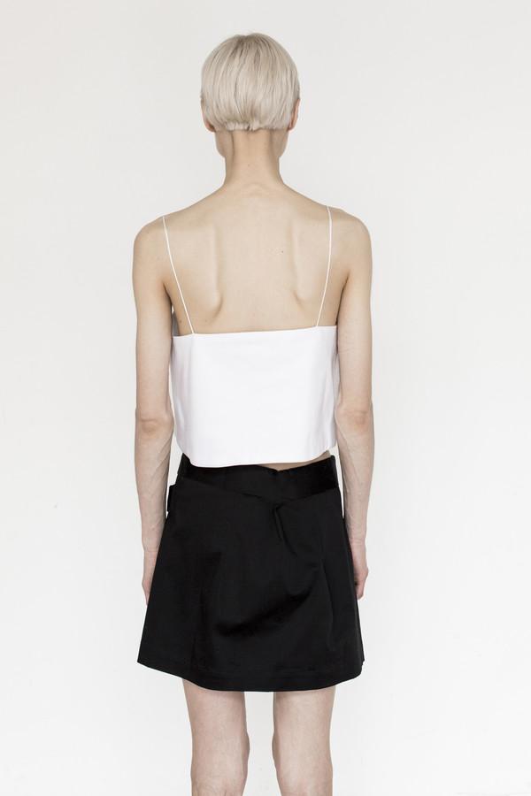 Index Cotton Cami Top - White