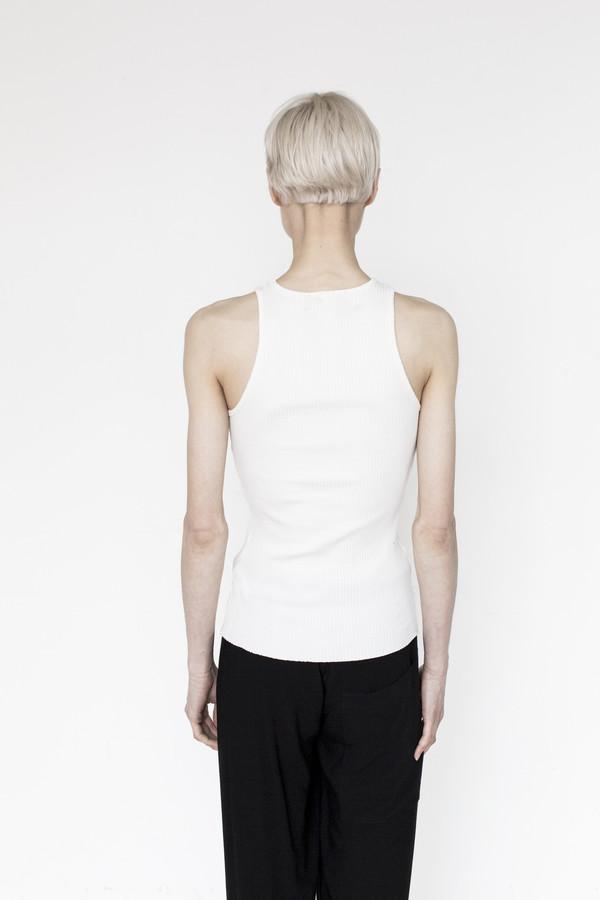 Assembly Cotton Swim Tank - White