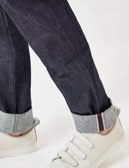 A.P.C. Petit New Standard Slim Tapered Jeans - Indigo Blue