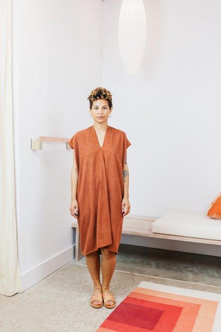 Miranda Bennett Silk Noil Everyday Dress (Petite) - Cutch V.II