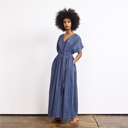 Ace & Jig Fete Dress - Florence Blue