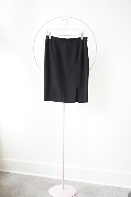 Backtalk PDX Vintage Armani Skirt - Black