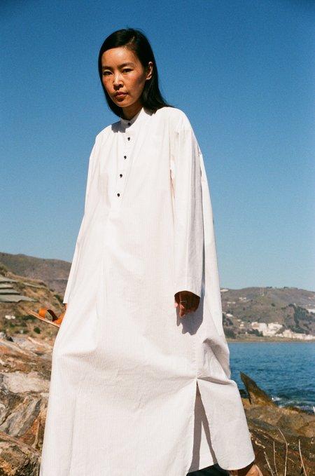 LA.BLEUE TUNIQUE 2 - white
