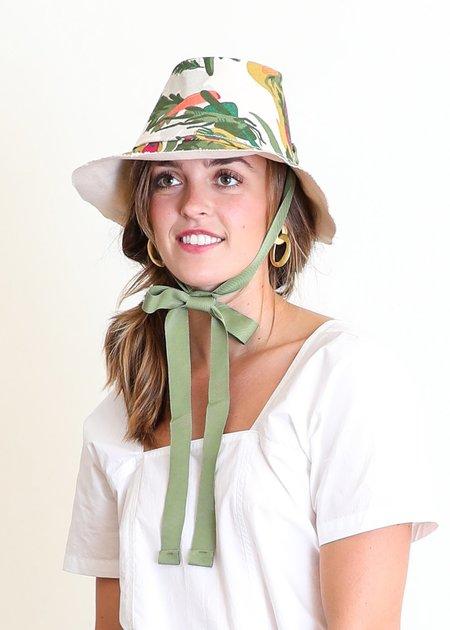 Gravel & Gold Tam Hat - Picnic