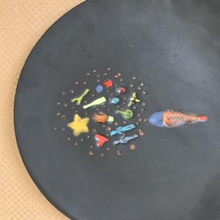 Lisa Neimeth Ceramics Large Platter