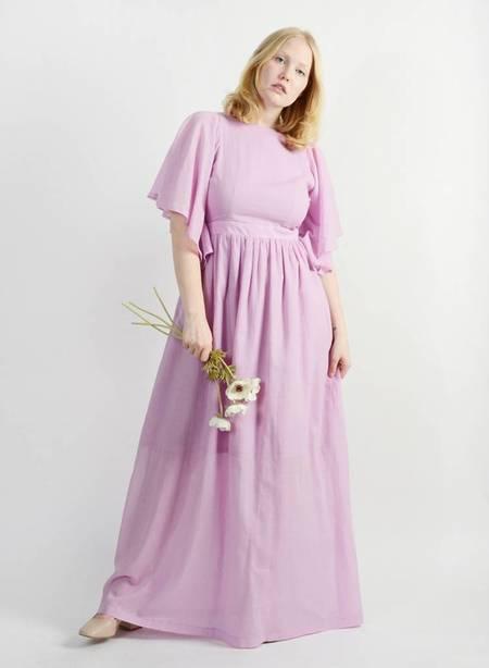 Meg Camilla Dress - Lavender