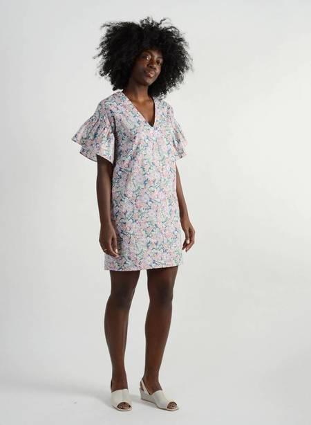 Meg Manchette Dress - Floral
