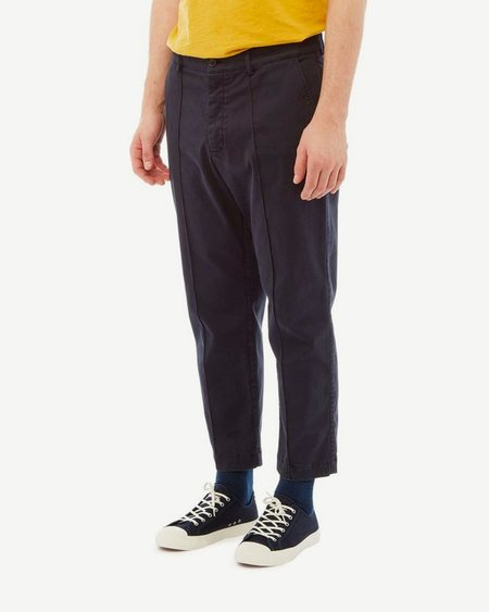 YMC Hand Me Down Trousers - Navy