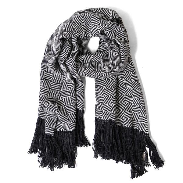 Erica Tanov alpaca shawl