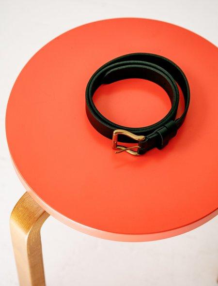 Mismo Classic Belt - Black