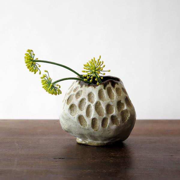 Hardie Cobbs Barnacle Ceramic Vessel