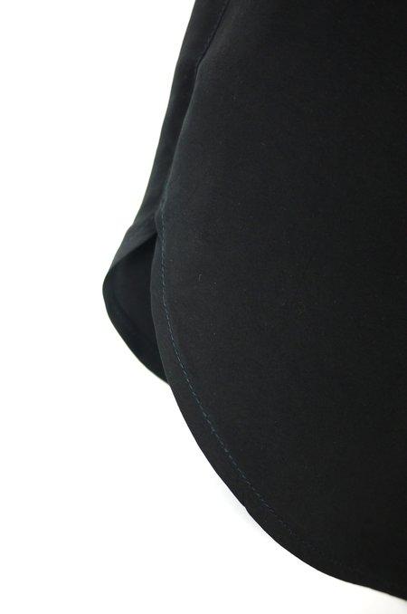 Ozma Cupro Mae Short - Black