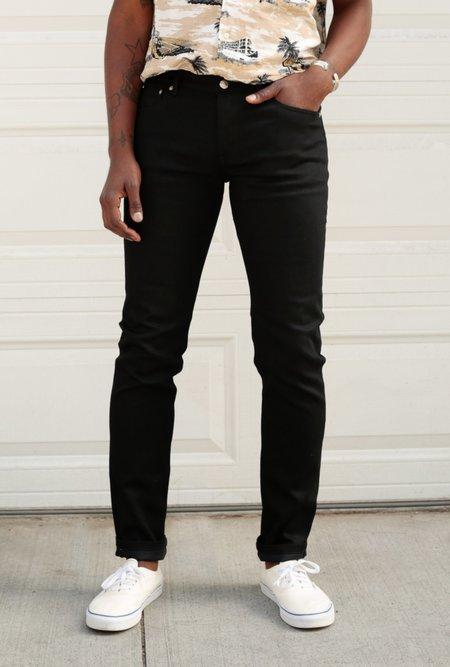 UNISEX A.P.C. Petit New Standard Jean - Noir