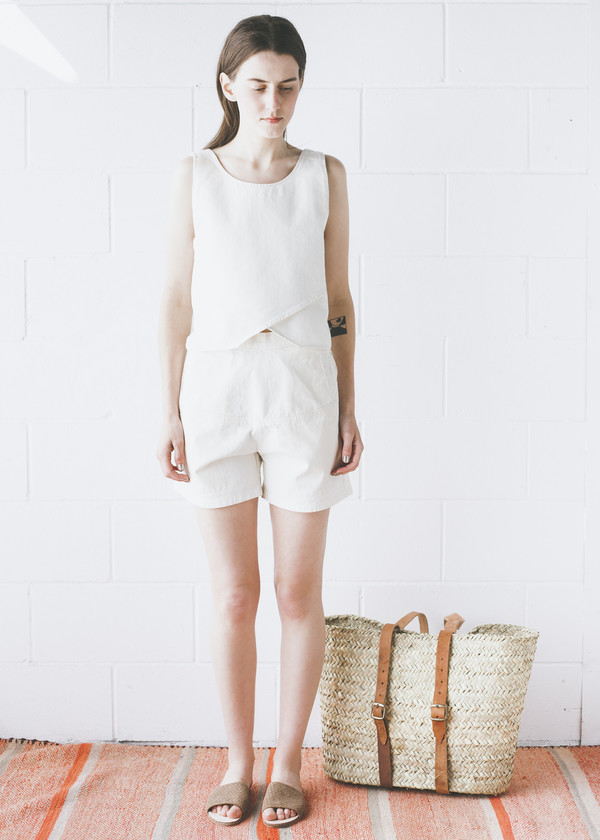 Objects Without Meaning - Patch H/W Short in White