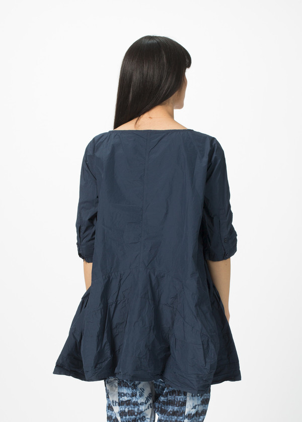 Rundholz BL Flared Tunic Dress