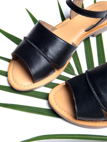 BLNC Ankle Strap Sandal - Black